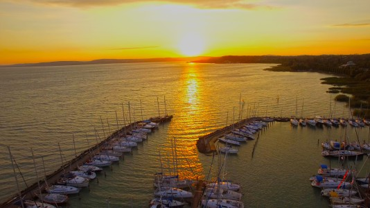 balaton-sunset-video-balatonfoi-yacht-club-hajozashu