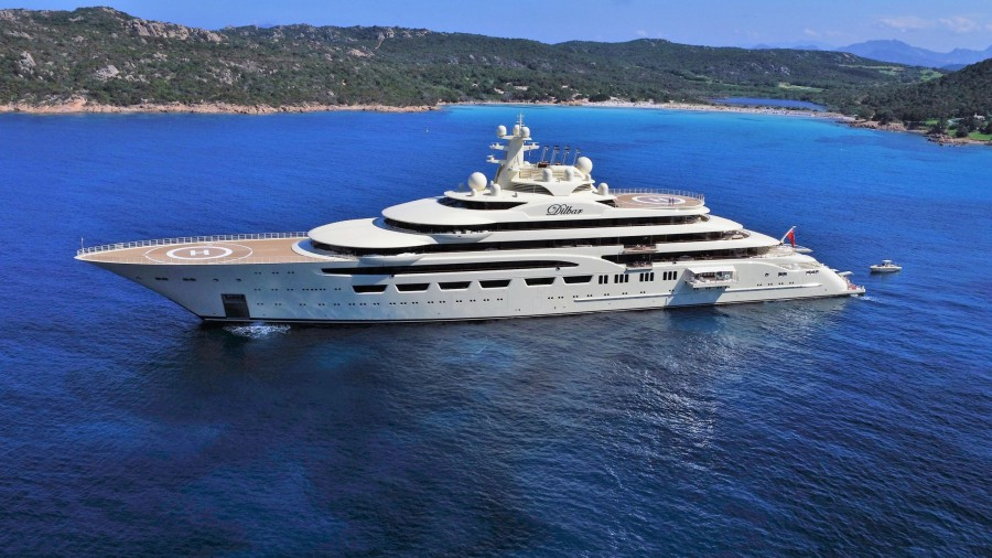 dilbar-superyacht-megayacht-aliser-uszmanov-lurssen-jacht-vilag-legnagyobb-hajozashu
