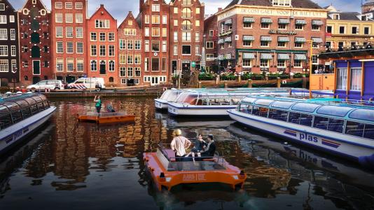 roboat-onjaro-vezeto-nelkuli-automata-hajo-amszterdam-amsterdam-hollandia-hajozashu