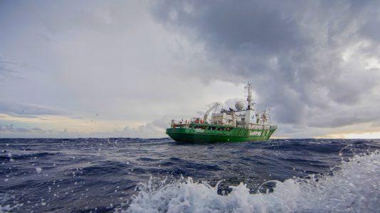 greenpeace-esperanza-ship-boat-brazilia-korallzatony-felfedezes-hajozashu