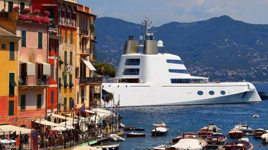 yacht-a-portofino-superyacht-jacht-melnicsenko-orosz-uzletember-hajozashu