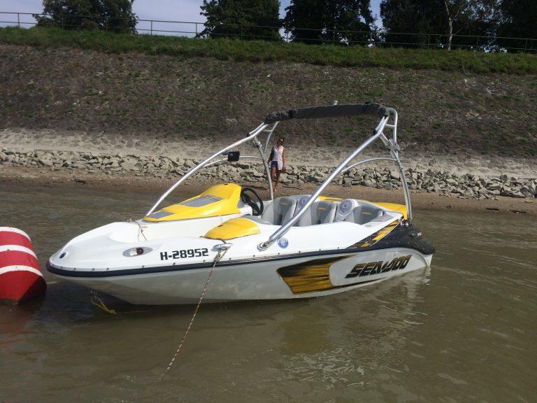See Doo Speedster 215