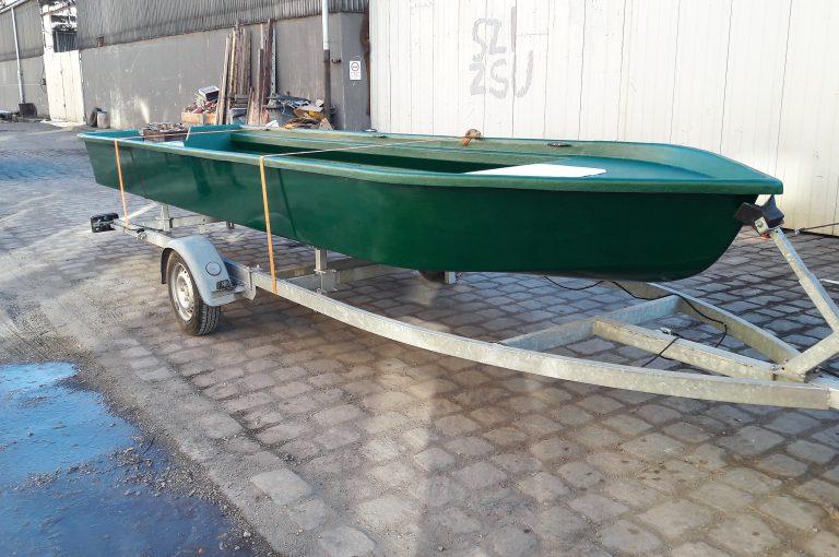 ST6 Horgászcsónak eladó