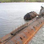 Időzített bomba az elsüllyedt atomtengeralattjáró