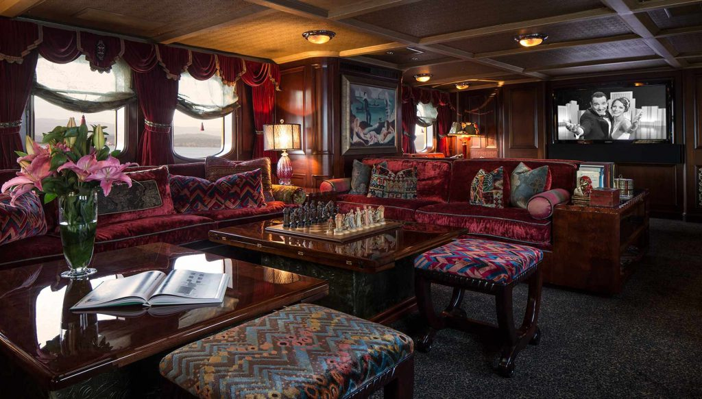Art Deco Amphititre Luxus Jacht Harry Potter J K Rowling HAJOZASHU