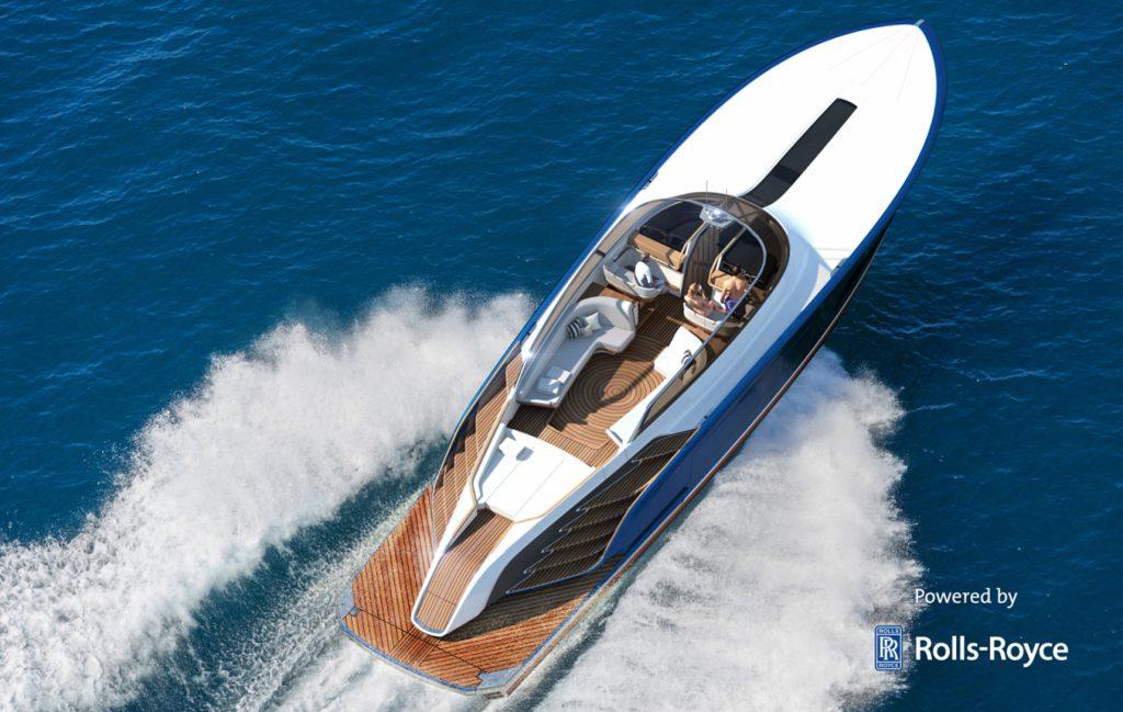 Aeroboat S6 Rolls Royce Luxushajo Jacht Yacht HAJOZASHU4