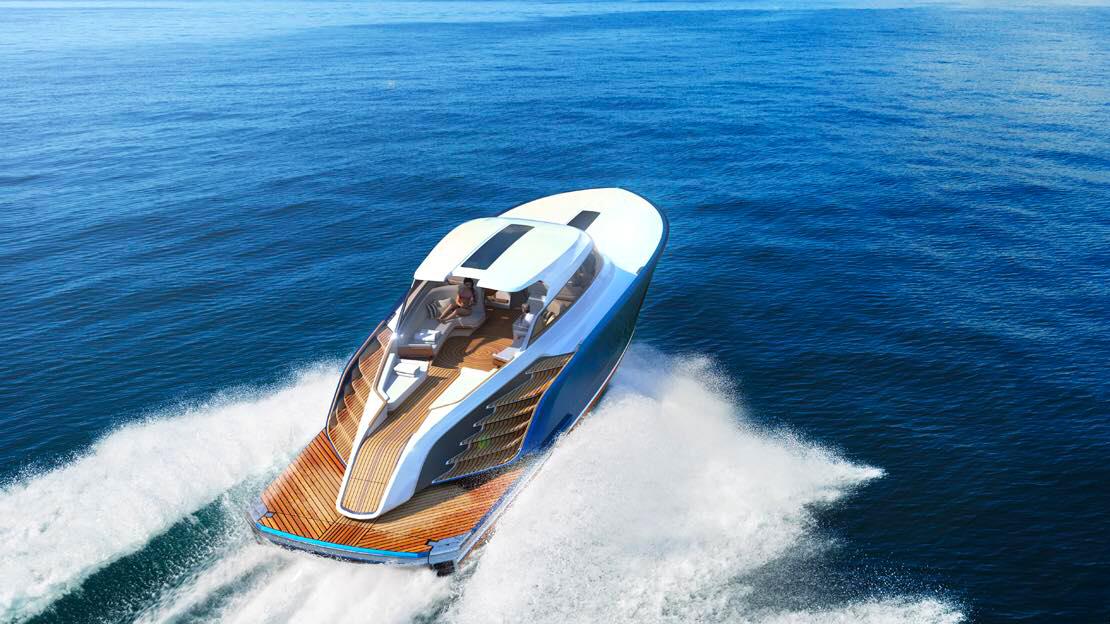 Aeroboat S6 Rolls Royce Luxushajo Jacht Yacht HAJOZASHU7