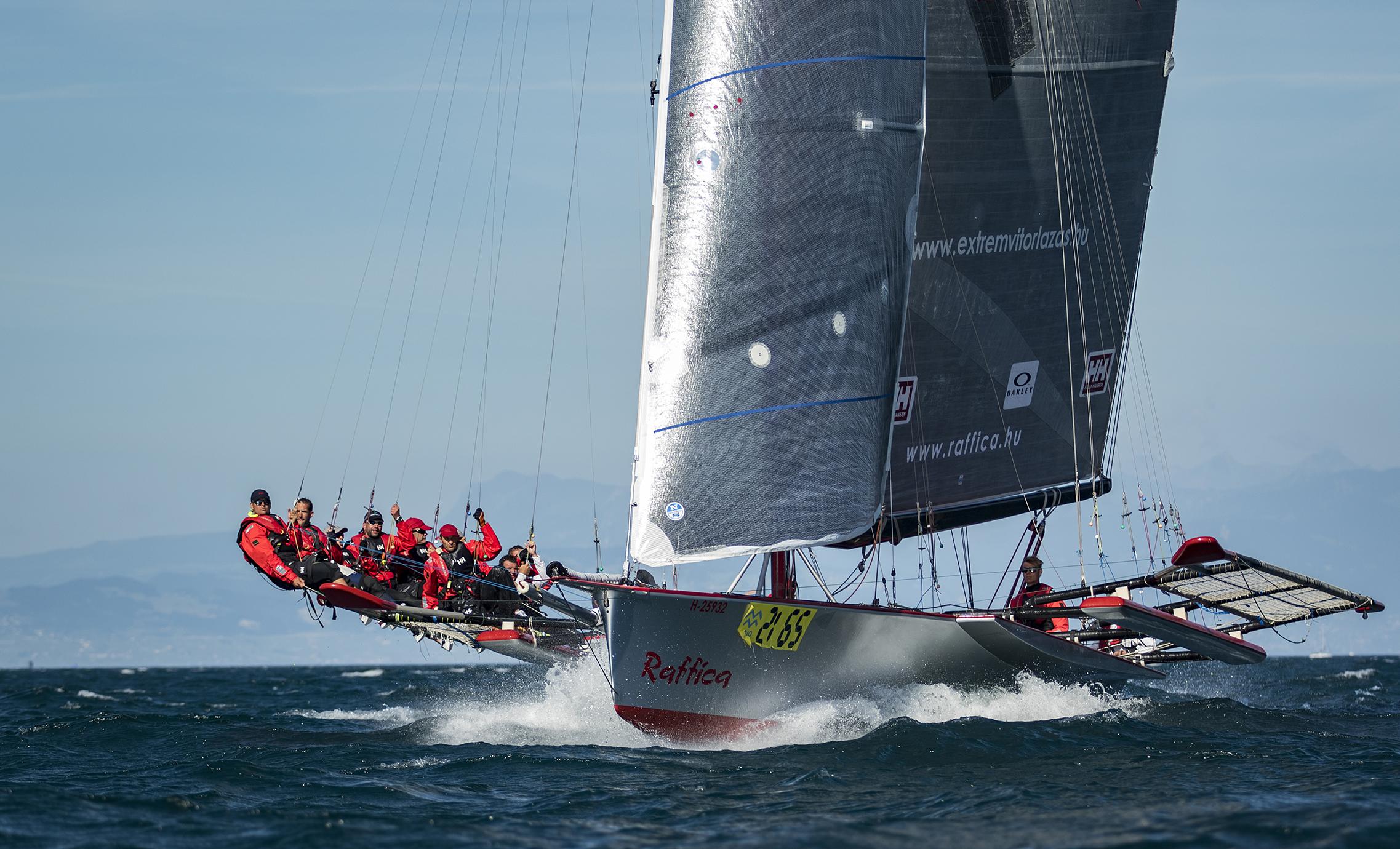 Raffica Bol Dor Mirabaud Genf Svajc Vitorlazas Sailing HAJOZASHU1