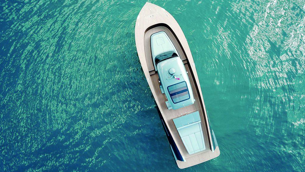 Alen45 Yacht Luxushajo Motorcsonak HAJOZASHU4
