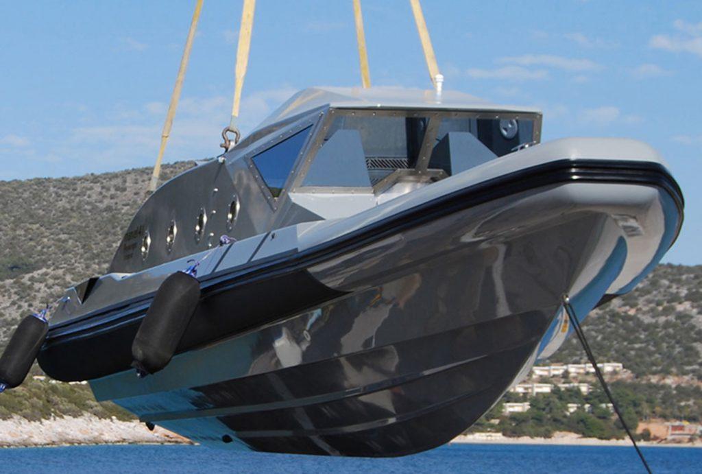 Marvel 41 Pancelozott Luxushajo Yacht Motorcsonak HAJOZASHU