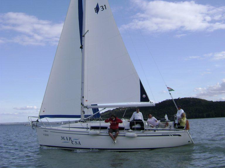 BAVARIA 31 C túravitorlás hajó