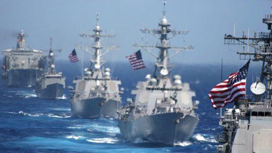 Amerikai Haditengereszet Us Navy Ship Hadihajo HAJOZASHU