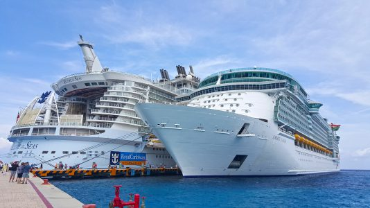 Allure Of The Seas Irma Hurrikan Miami HAJOZASHU