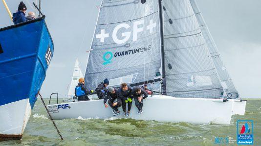 FGF Sailing Medemblik Melges 24 Europa Kupa Vitorlazas HAJOZASHU