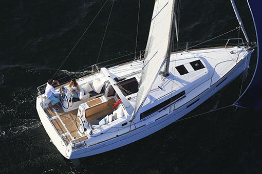 Új Beneteau Oceanis 35.1