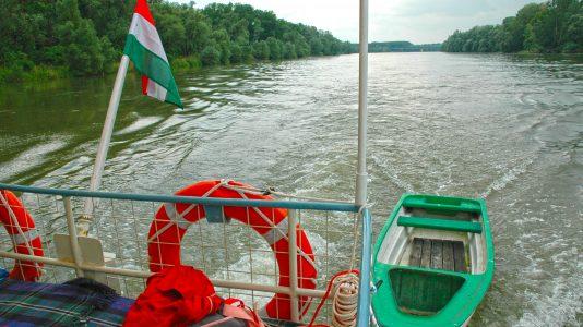 Duna Hajozasi Utvonalak Fejlesztese Horvatorszag HAJOZASHU