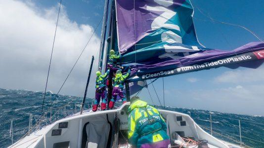 Volvo Ocean Race Team AkzoNobel Ujra Teljes Sebesseg Full Speed Vitorlazas HAJOZASHU